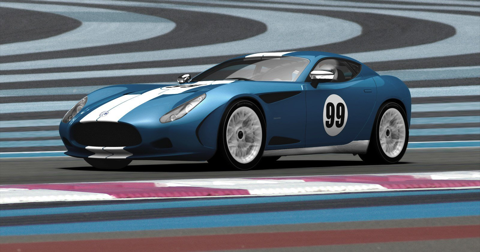 New The Ac 378 Gt Zagato – Formerly The Perana Z One On This Month