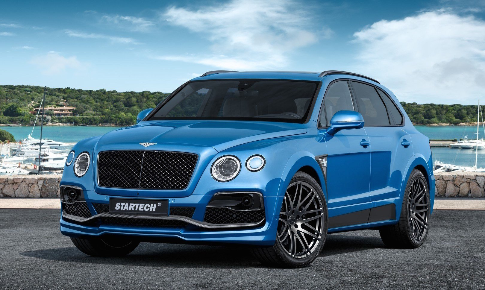 New Startech Bentley Bentayga Shows Potential Performancedrive On This Month