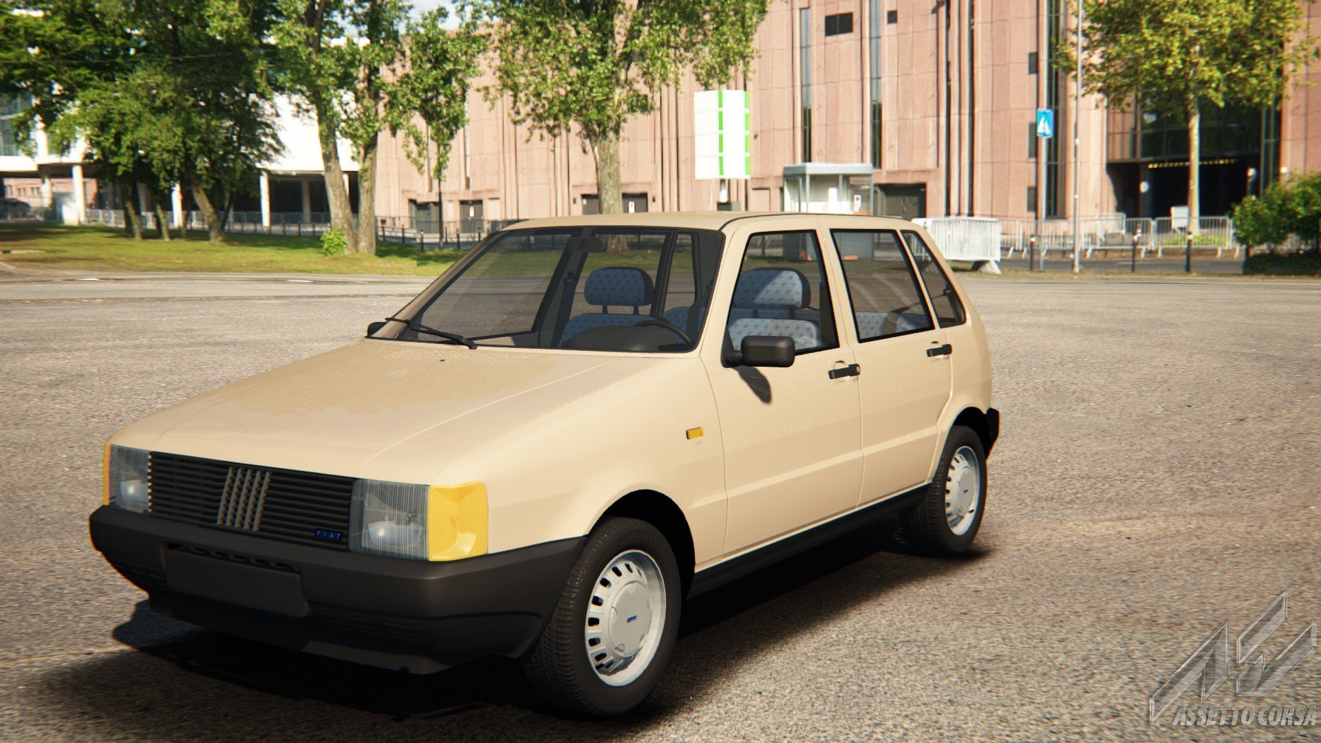 New Fiat Uno Fiat Car Detail Assetto Corsa Database On This Month