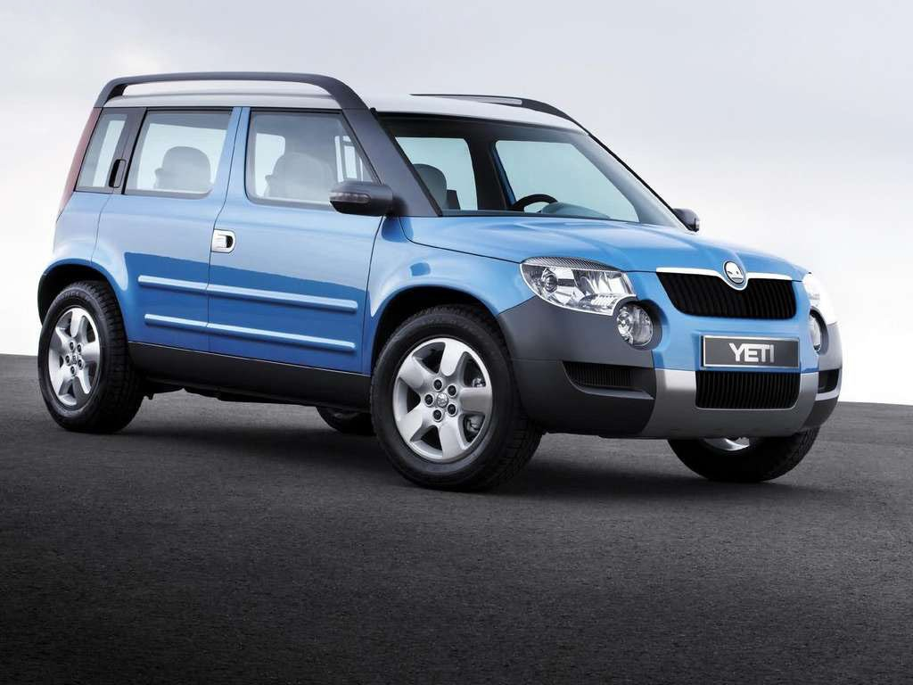 New Wallpapers Skoda Yeti Car Wallpapers On This Month
