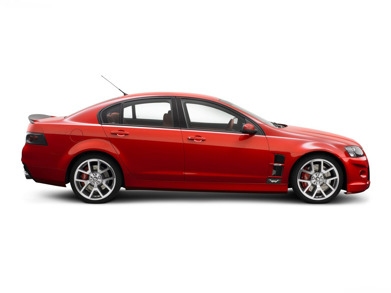 New S*Xy Sports Cars 2009 Hsv W427 On This Month