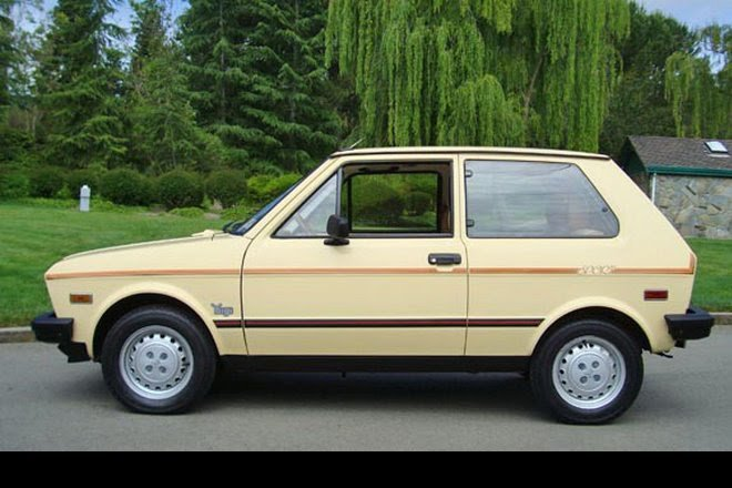 New Found For Sale 1987 Yugo Gv Sport With Only 1 800 Miles On This Month
