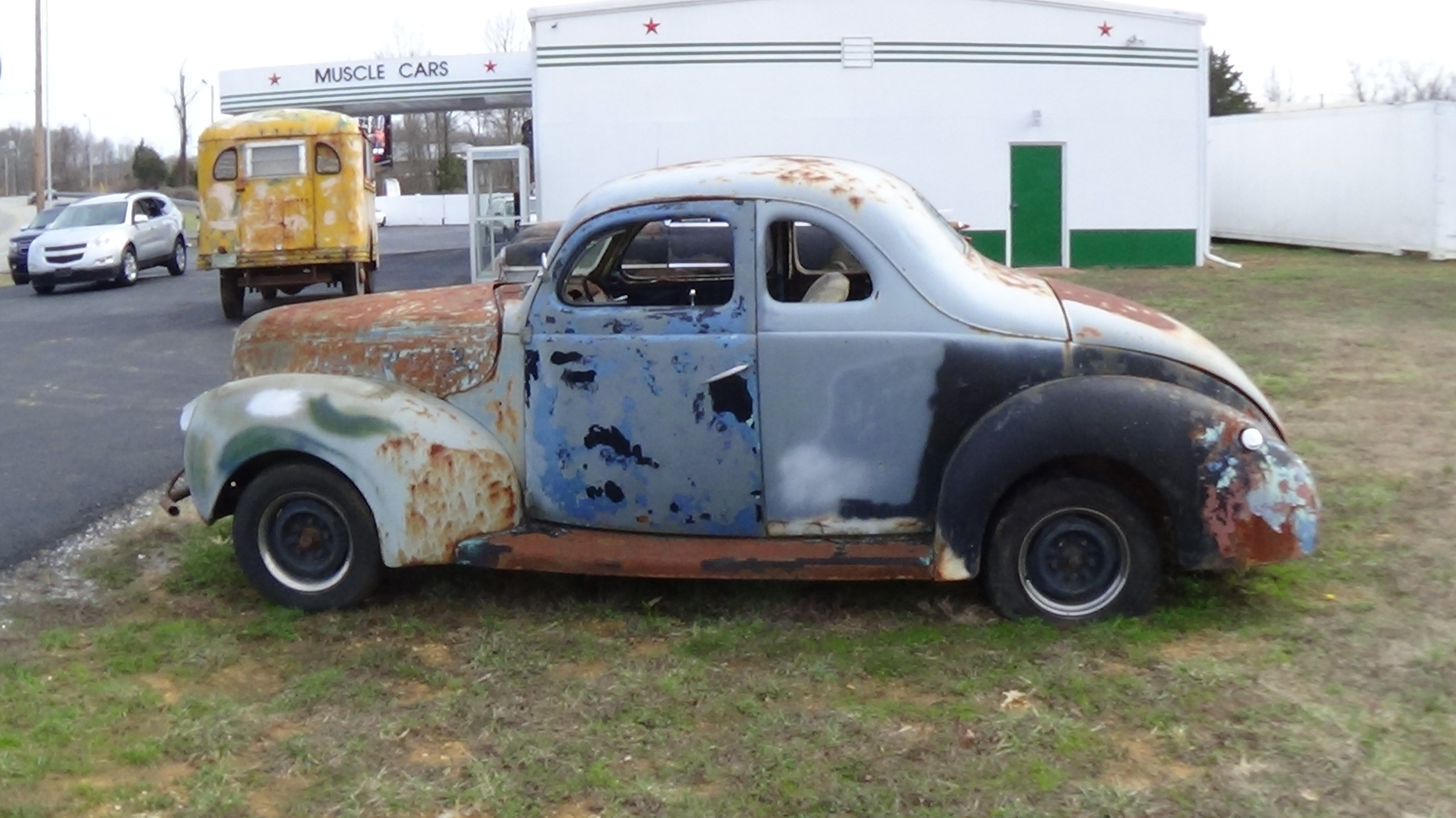 New 1940 Ford Coupe Ebay On This Month Original 1024 x 768