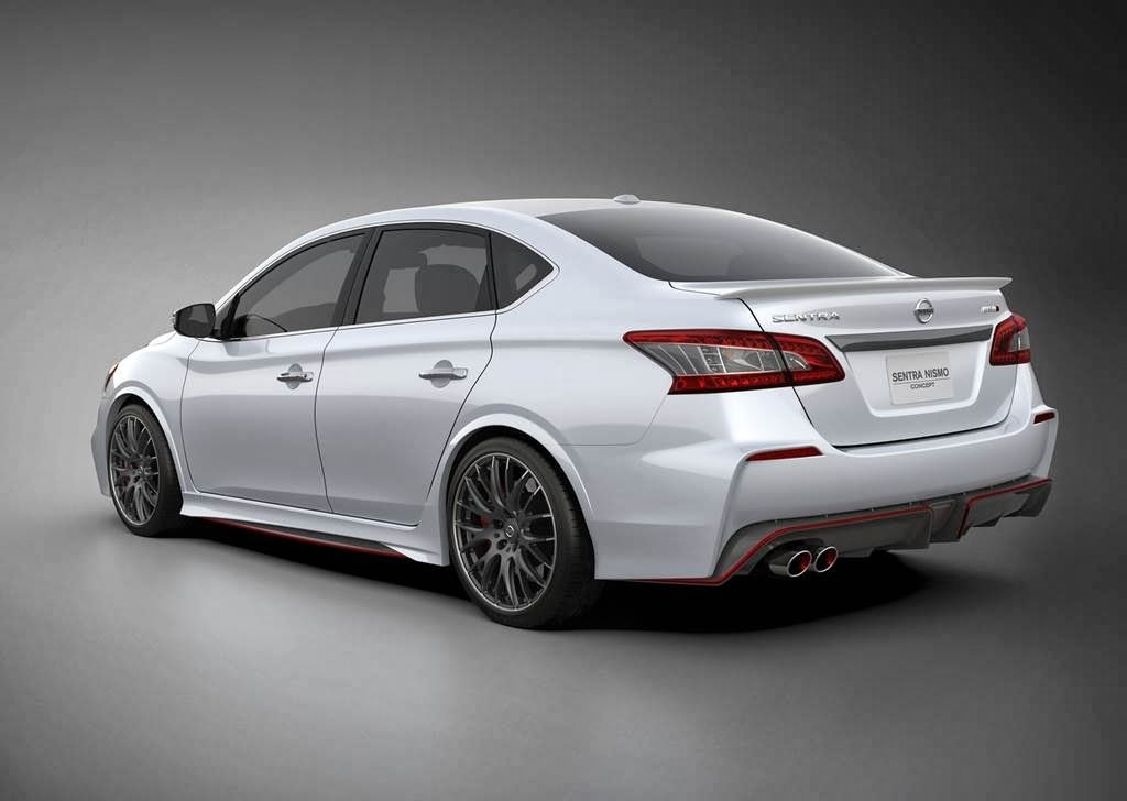 New Nissan Sentra Nismo Concept 2013 Car Wallpapers On This Month