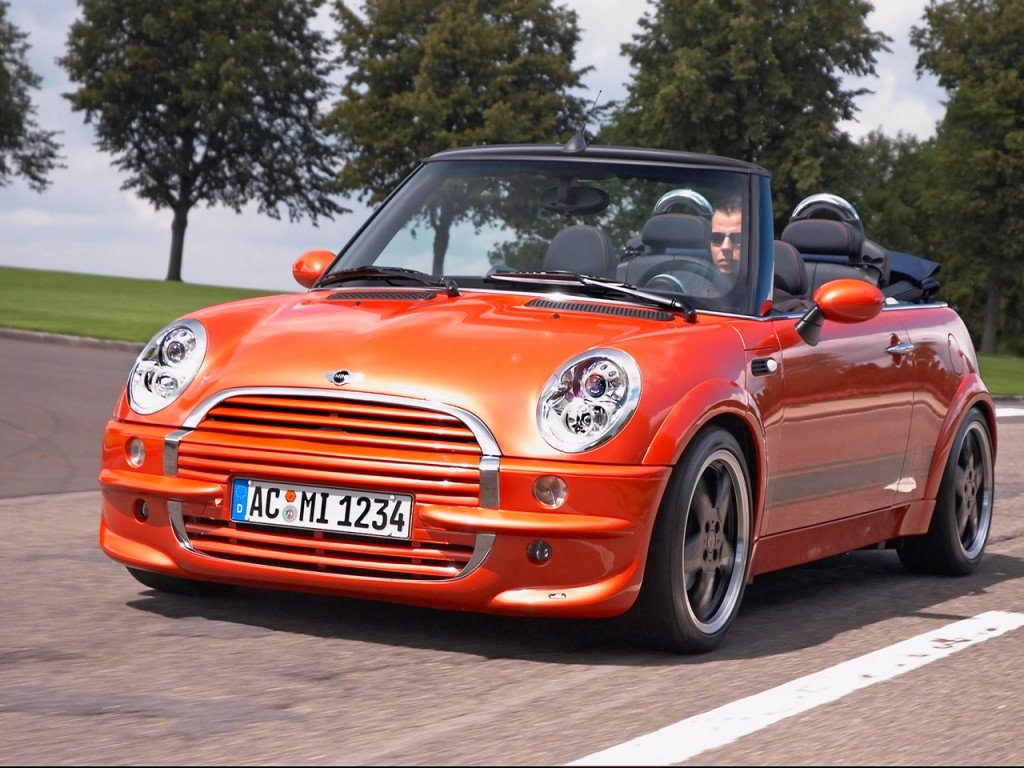 New Mini Cooper Cars Wallpaper On This Month