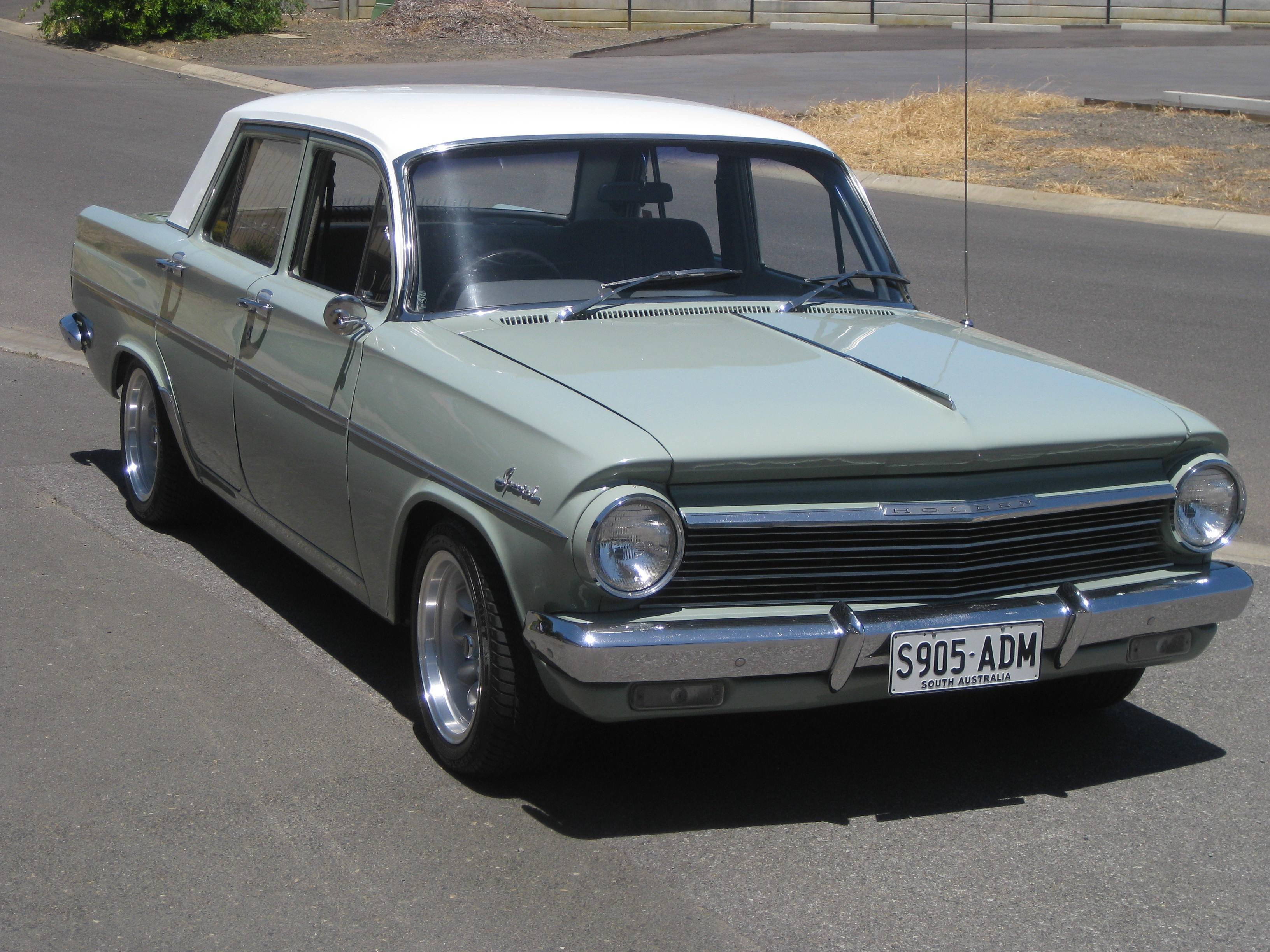 New 1964 Eh Holden Special – Collectable Classic Cars On This Month