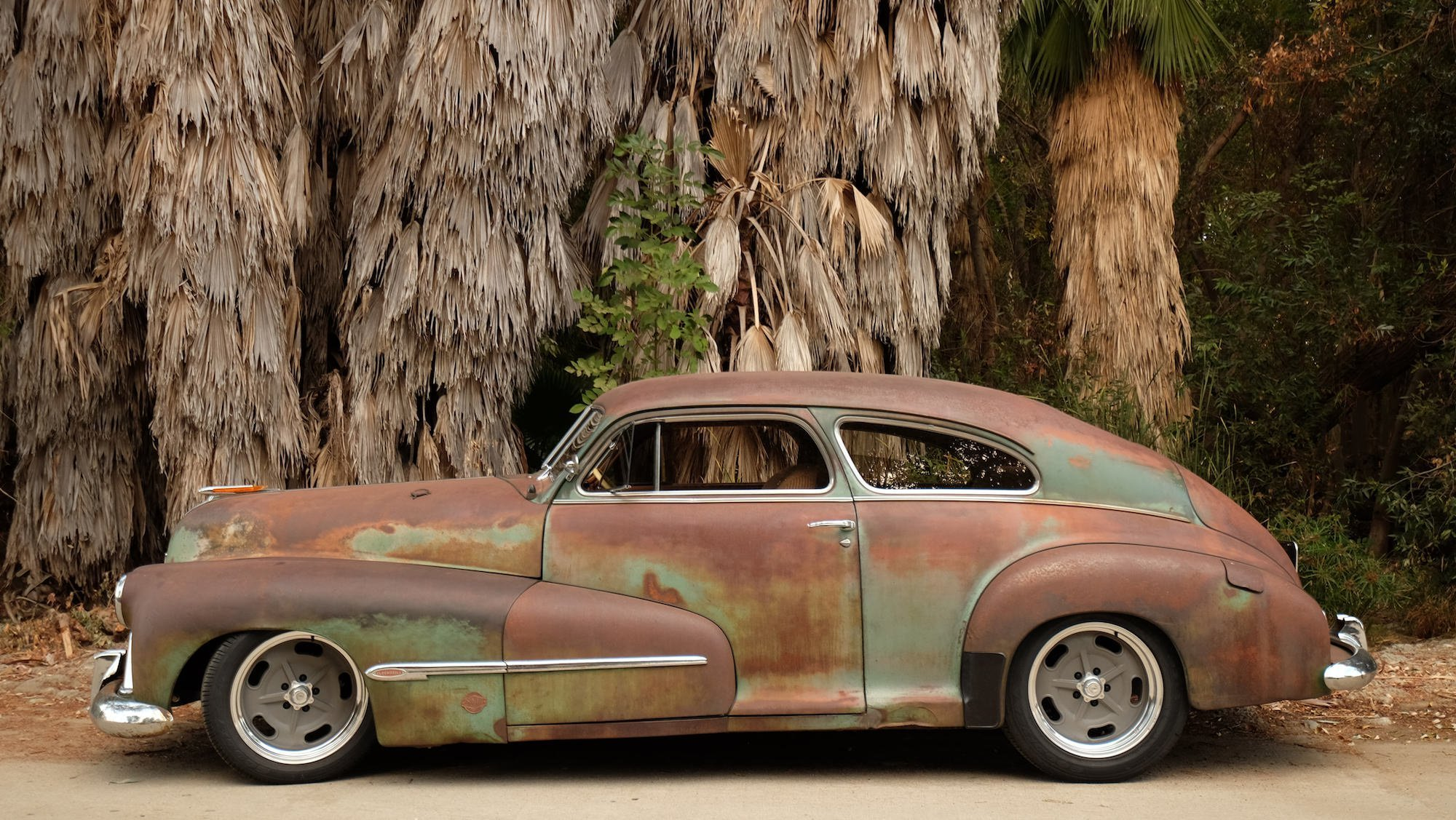 New 1946 Oldsmobile Icon Derelict Coupe On This Month