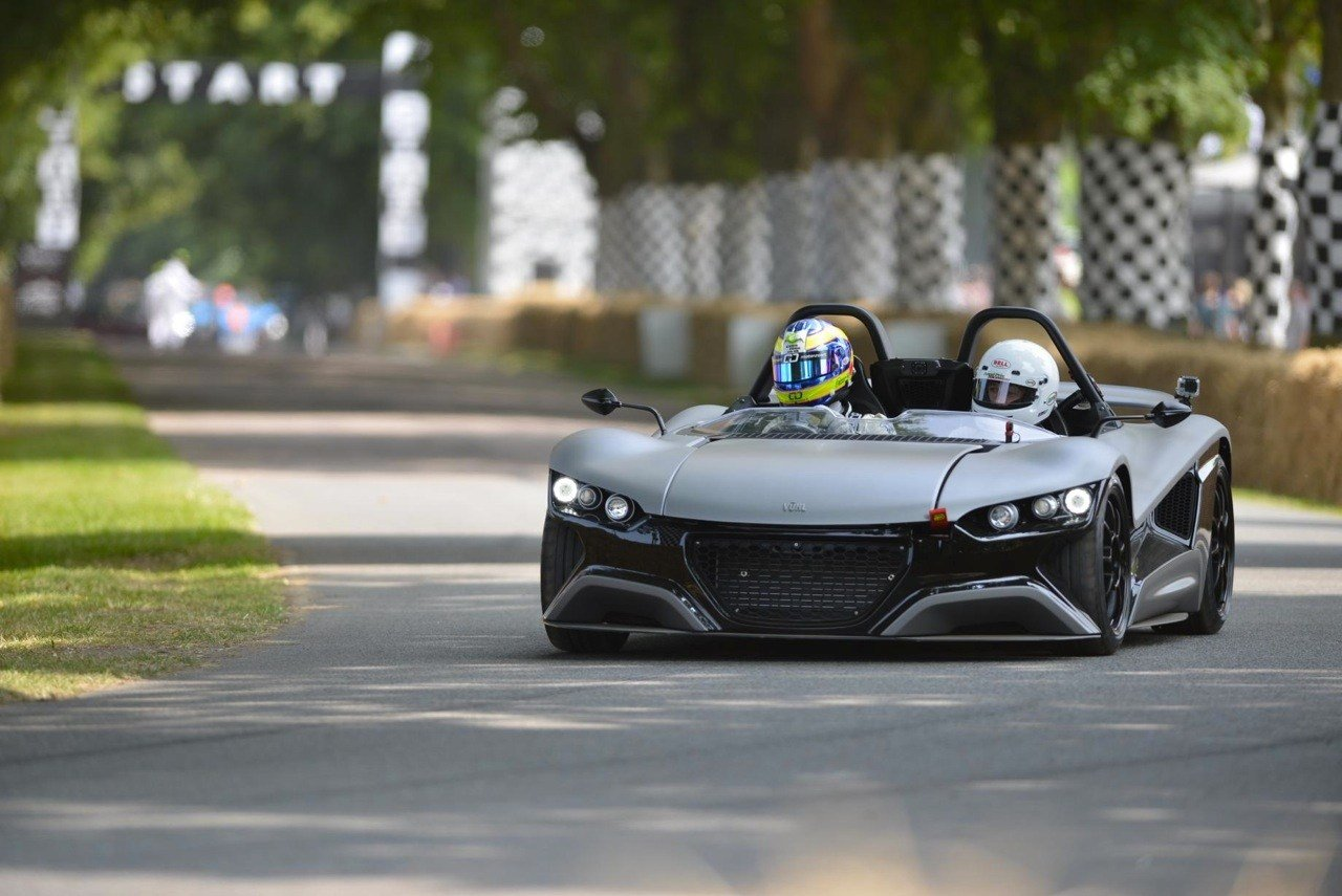 New Vuhl 05 Sports Car Official News And Pictures Evo On This Month