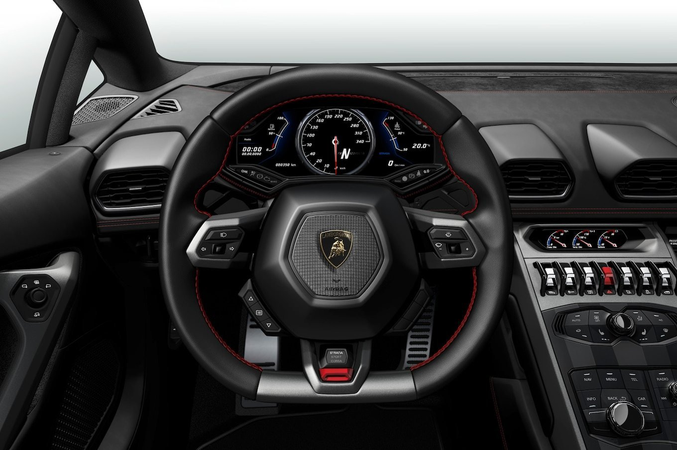 New The Lamborghini Huracan 18 Things You Didn't Know Motor On This Month