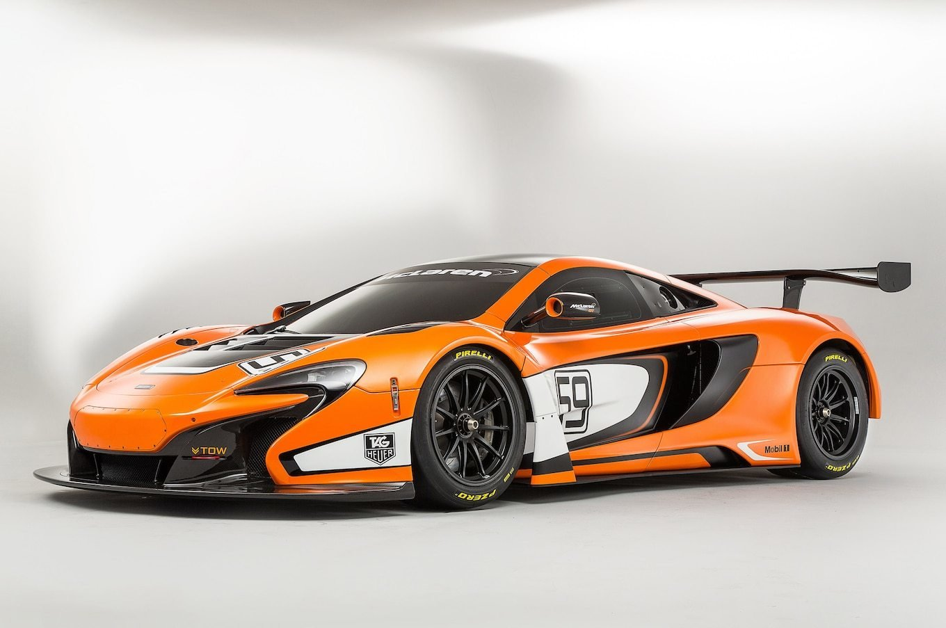 New Mclaren 650S Gt3 Race Car Revealed At Goodwood Motor On This Month