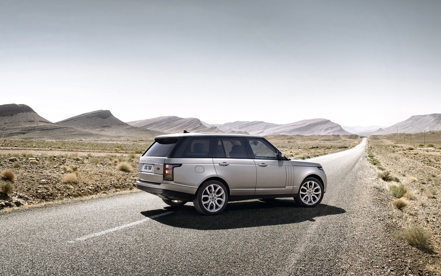 New Land Rover Range Rover Hd Wallpapers New Cars Reviews On This Month