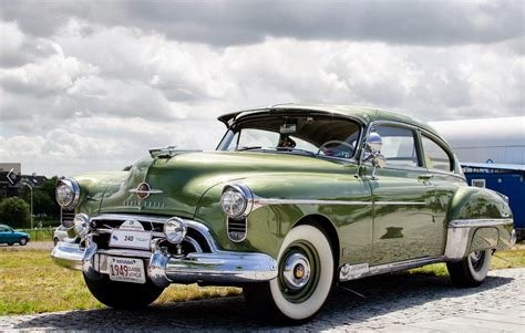 New Oldsmobile Rocket 88 The World's First Muscle Car On This Month