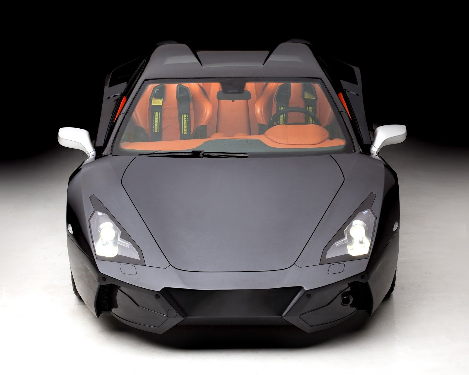 New 2013 Arrinera Supercar Auto Cars Concept On This Month