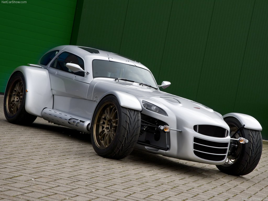 New Cars Library Donkervoort D8 Gt On This Month