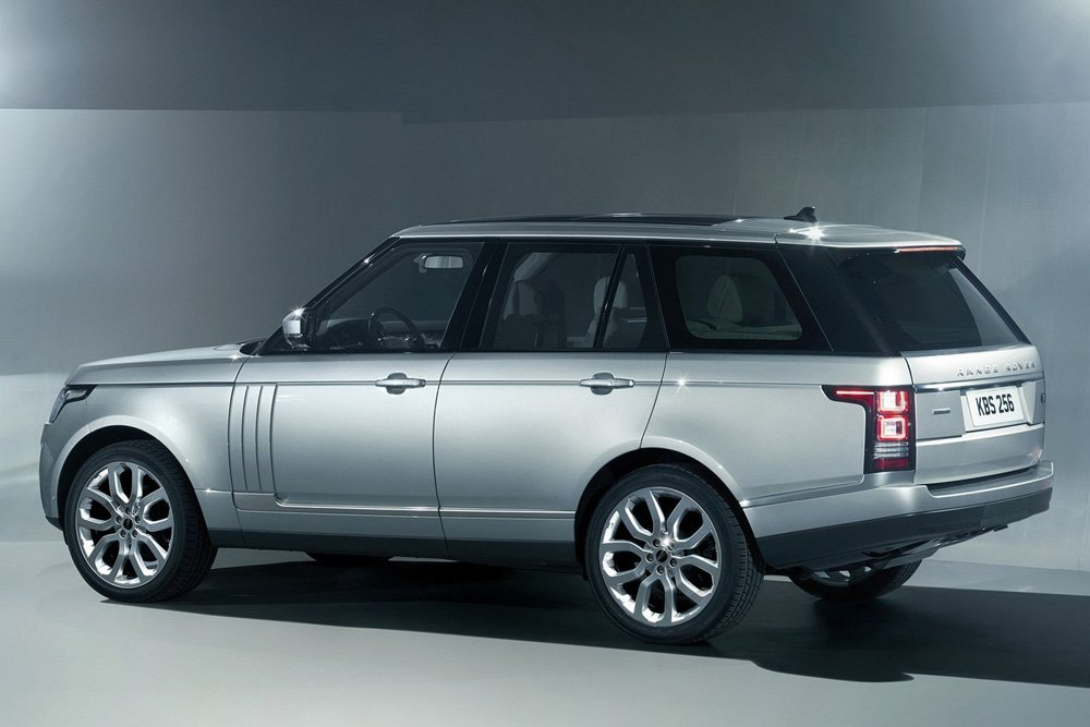 New Range Rover Suv Car Myautoshowroom On This Month