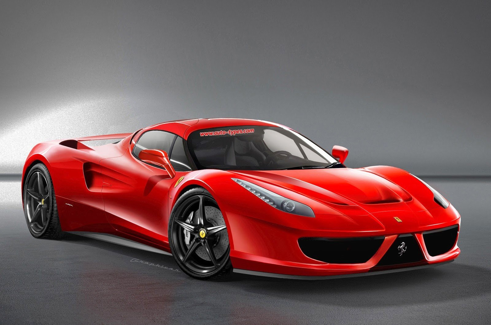 New Cars News And Images Ferrari Cars On This Month