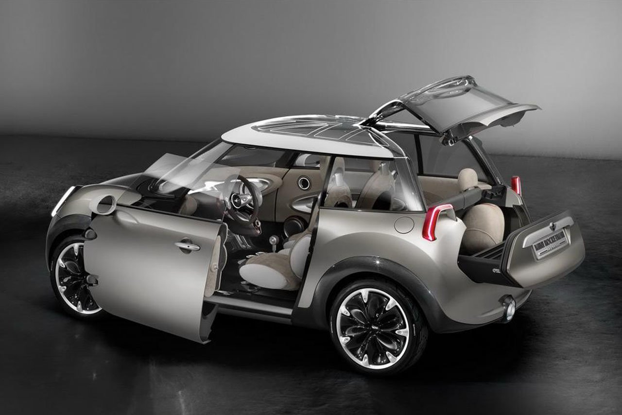 New Car Automobile World Mini Cooper On This Month