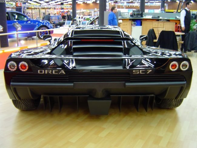 New Beautifull Cars Orca Super Sports Car Photos On This Month