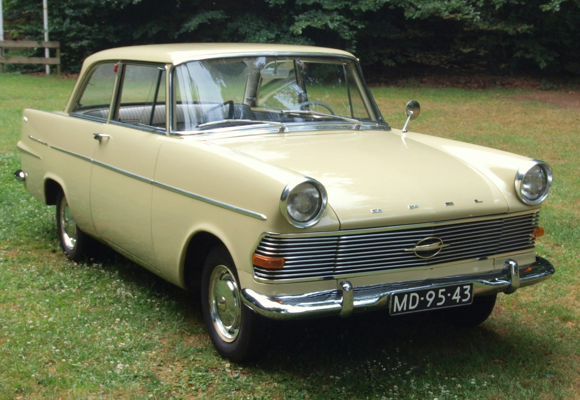 New Opel Rekord P2 Wikiwand On This Month