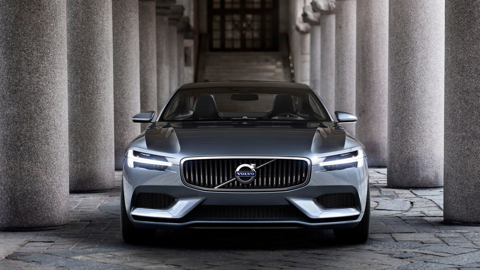 New 2015 Volvo Concept Coupe Wallpaper Hd Car Wallpapers On This Month