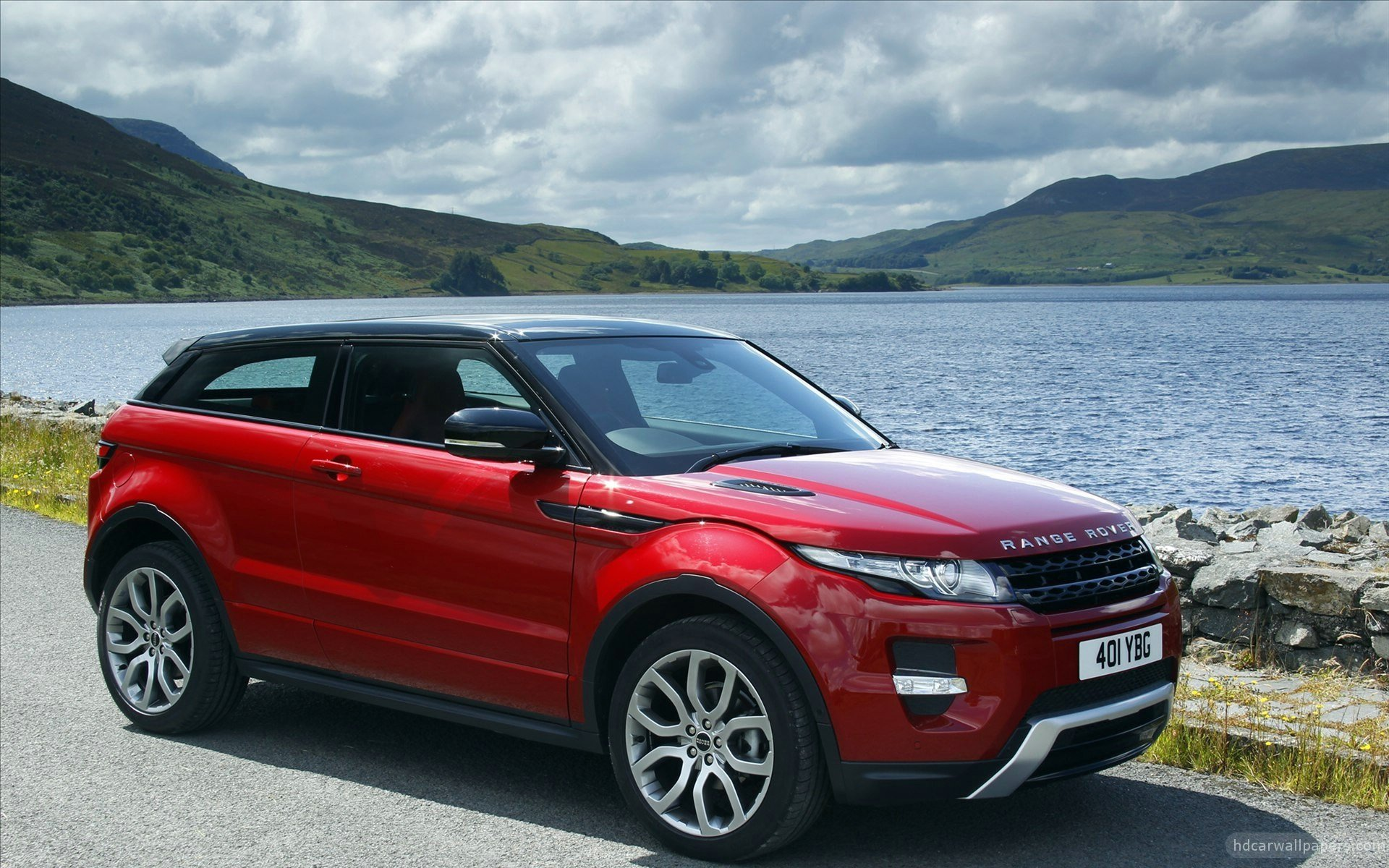 New Range Rover Evoque 2012 Wallpaper Hd Car Wallpapers Id On This Month