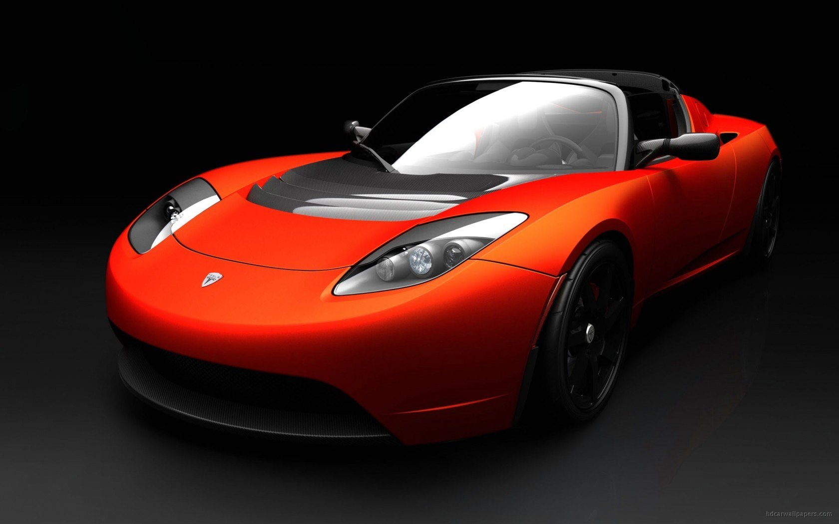 New Tesla Roadster Sports Car Wallpaper Hd Car Wallpapers On This Month