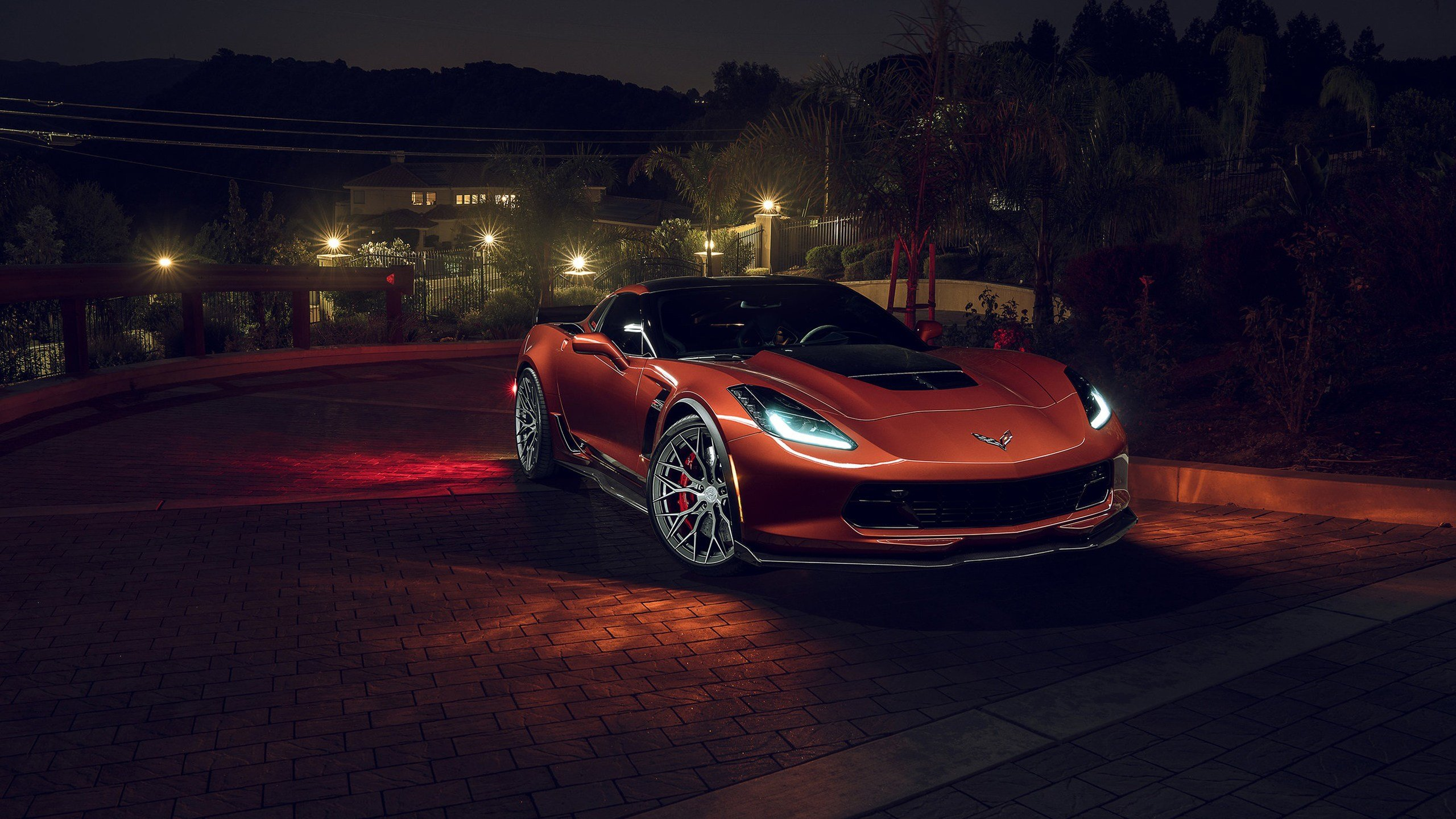 New 2018 Chevrolet Corvette Z06 Wallpaper Hd Car Wallpapers On This Month
