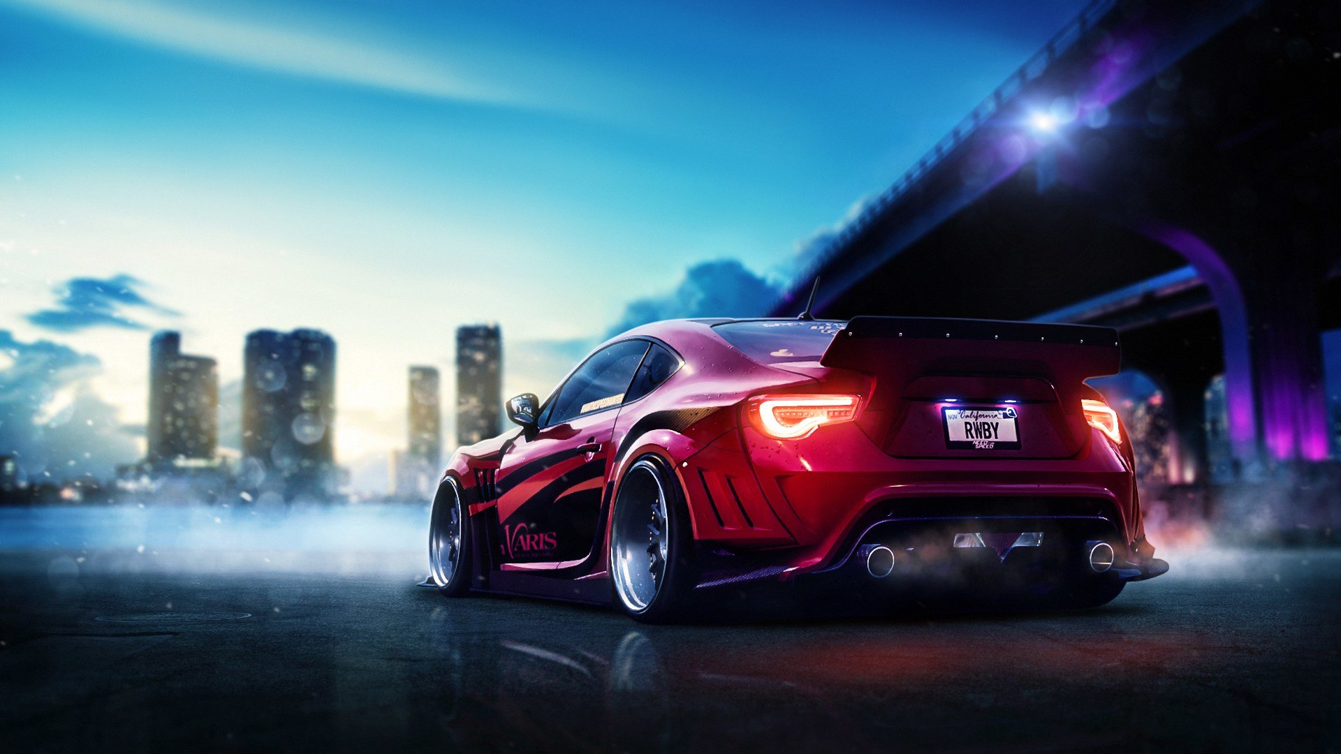 New Toyota Gt86 Wallpaper Hd Car Wallpapers Id 6807 On This Month
