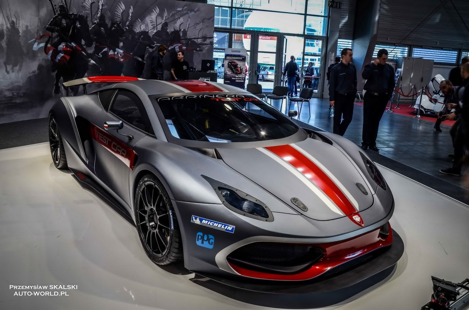 New Meet Arrinera Hussayra Poland's First Supercar On This Month