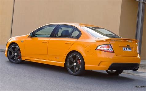 New Ford Fpv F6 1680X1050 On This Month