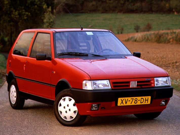 New Fiat Uno 1 1 I E Manual 1991 1994 50 Hp 3 Doors On This Month