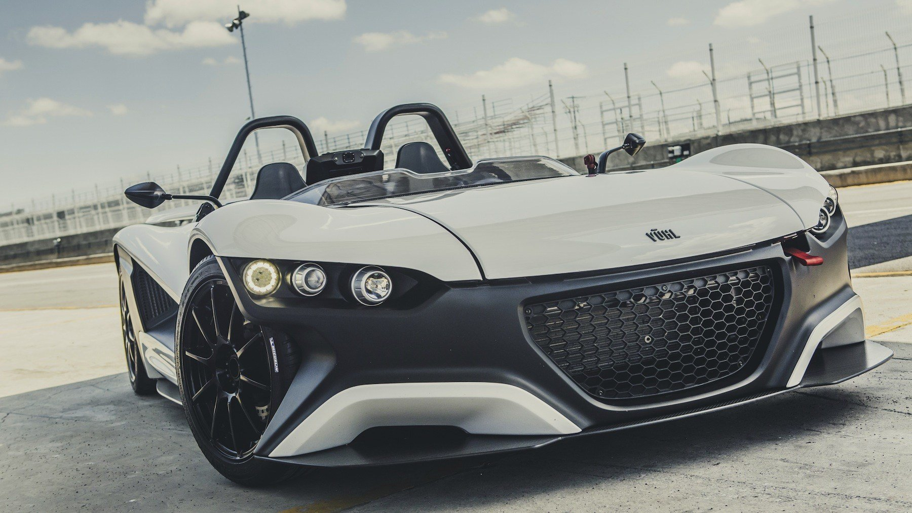 New Vuhl 05 725Kg 213Kw Mexican Supercar Officially Revealed On This Month