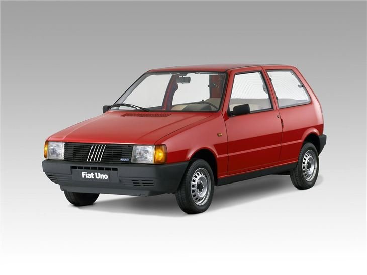 New Fiat Uno Turbo Classic Car Review Honest John On This Month