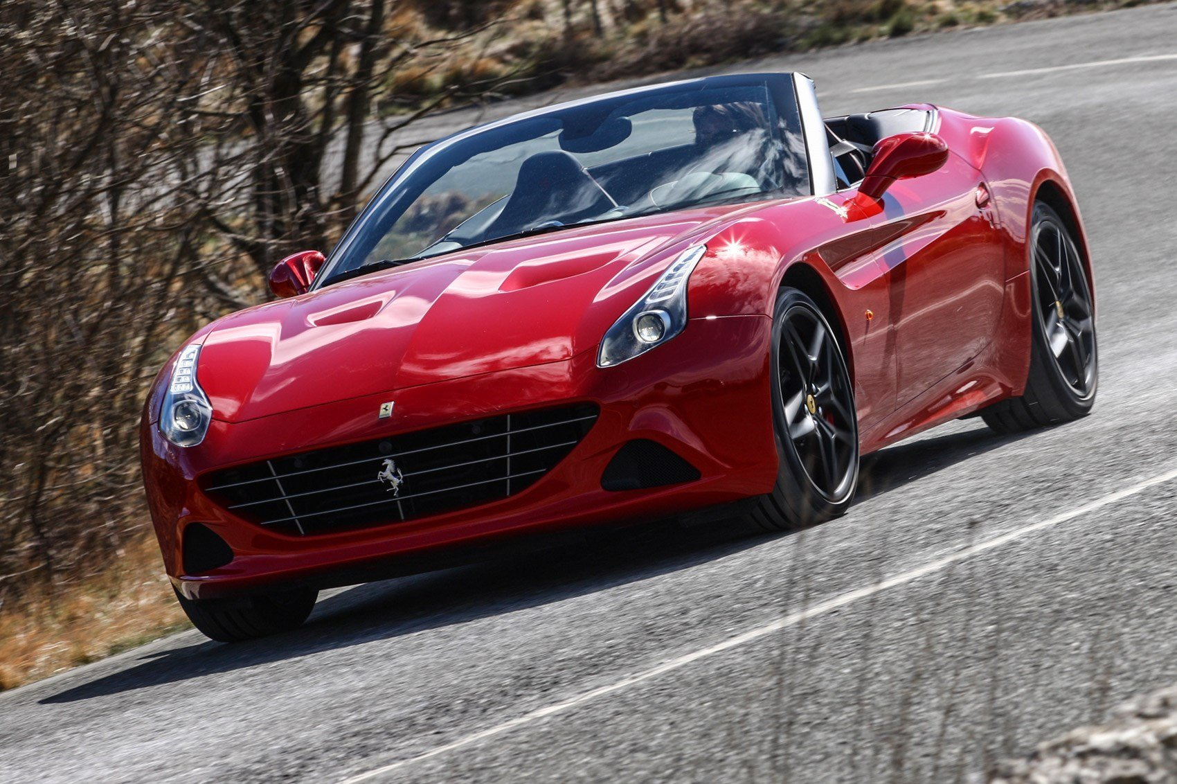 New Ferrari California T Handling Speciale 2016 Review By On This Month