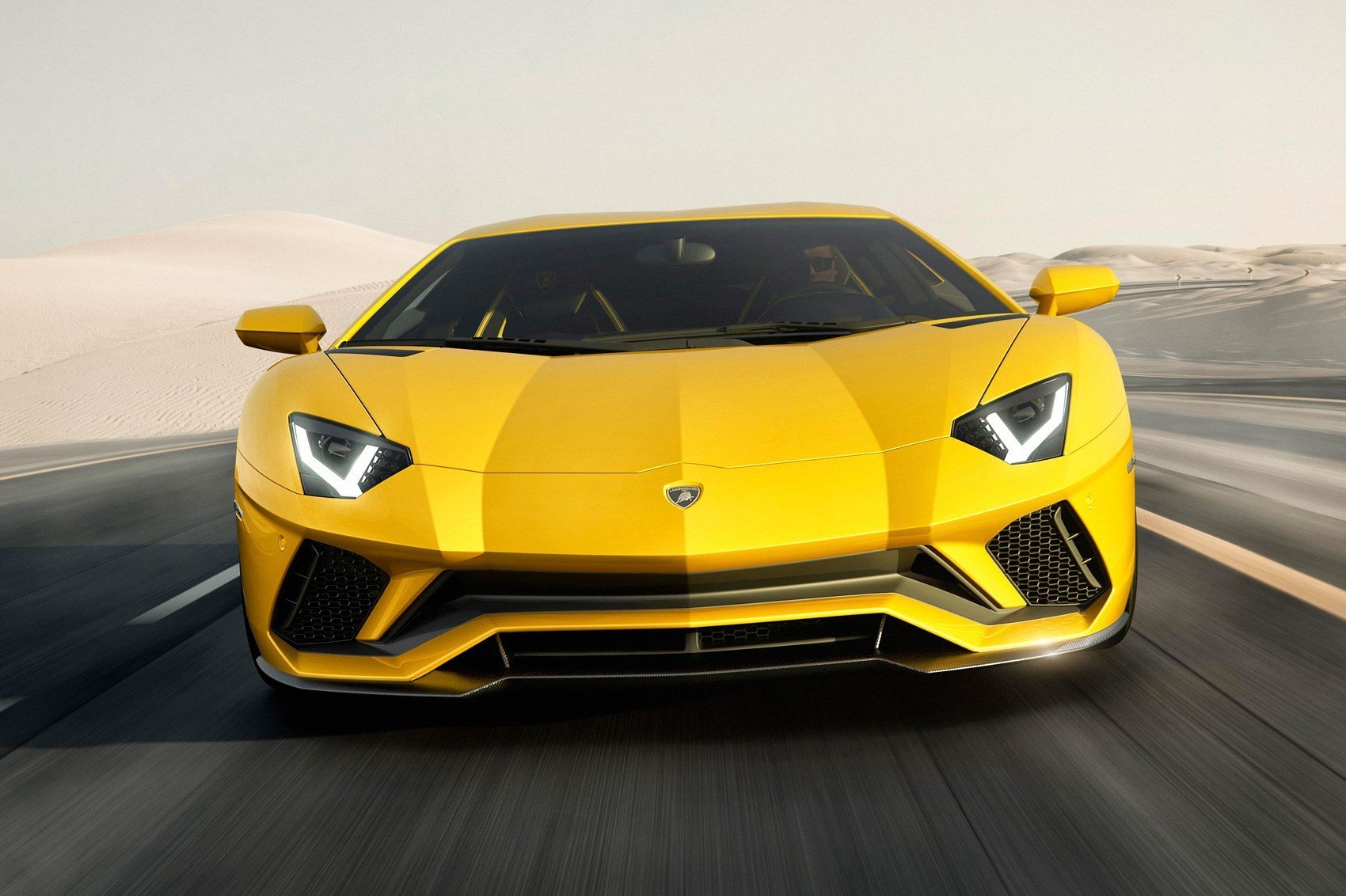 New 2017 Lamborghini Aventador S Unveiled By Car Magazine On This Month