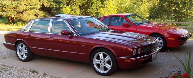 New 1998 Jaguar Xjr On This Month