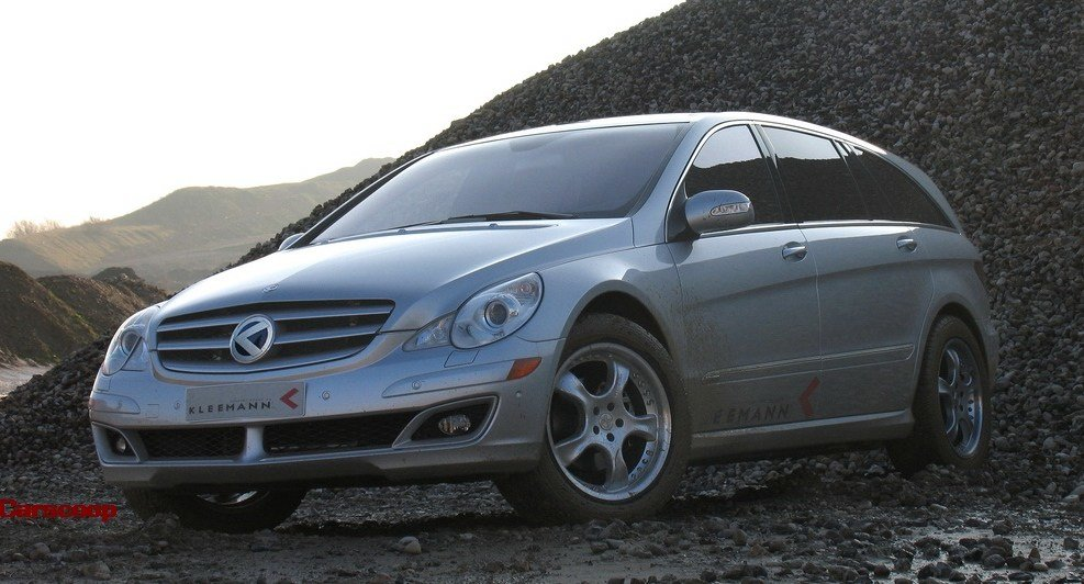 New Car Cc Kleemann Mercedes R Class Car Blog Offers Best Car On This Month