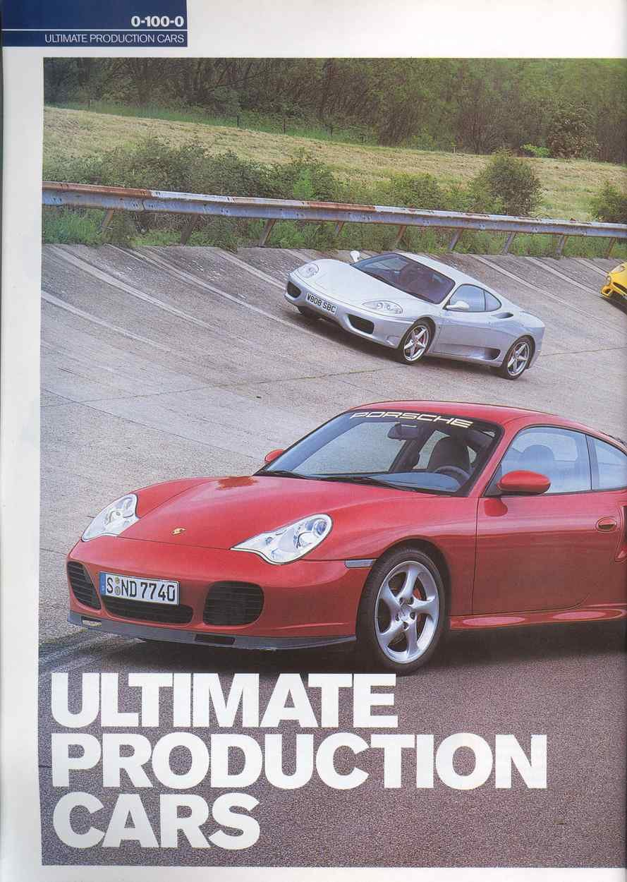 New Porsche Gt1 Vs Porsche 996 Turbo Vs Ferrari 360 Modena F1 On This Month