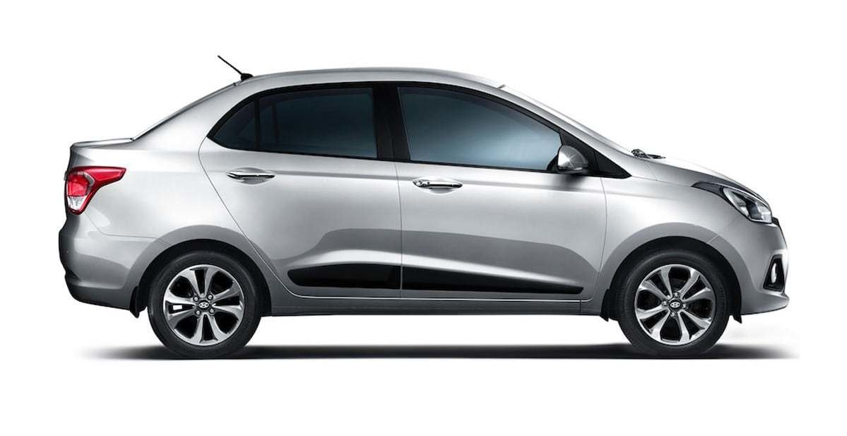 New Hyundai Xcent India Price Review Images Hyundai Cars On This Month