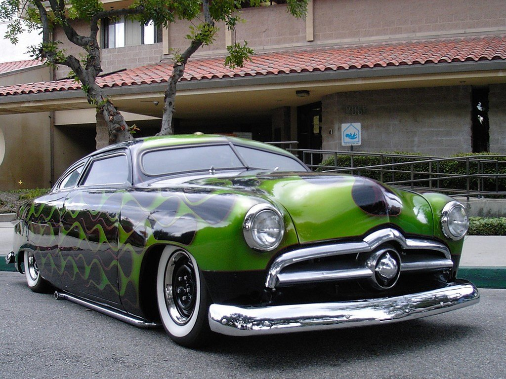 New Lo And Go 1950 Ford Sedan On This Month Original 1024 x 768