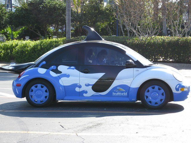 New Orca Whale Car At Sea World Flickr Photo Sharing On This Month