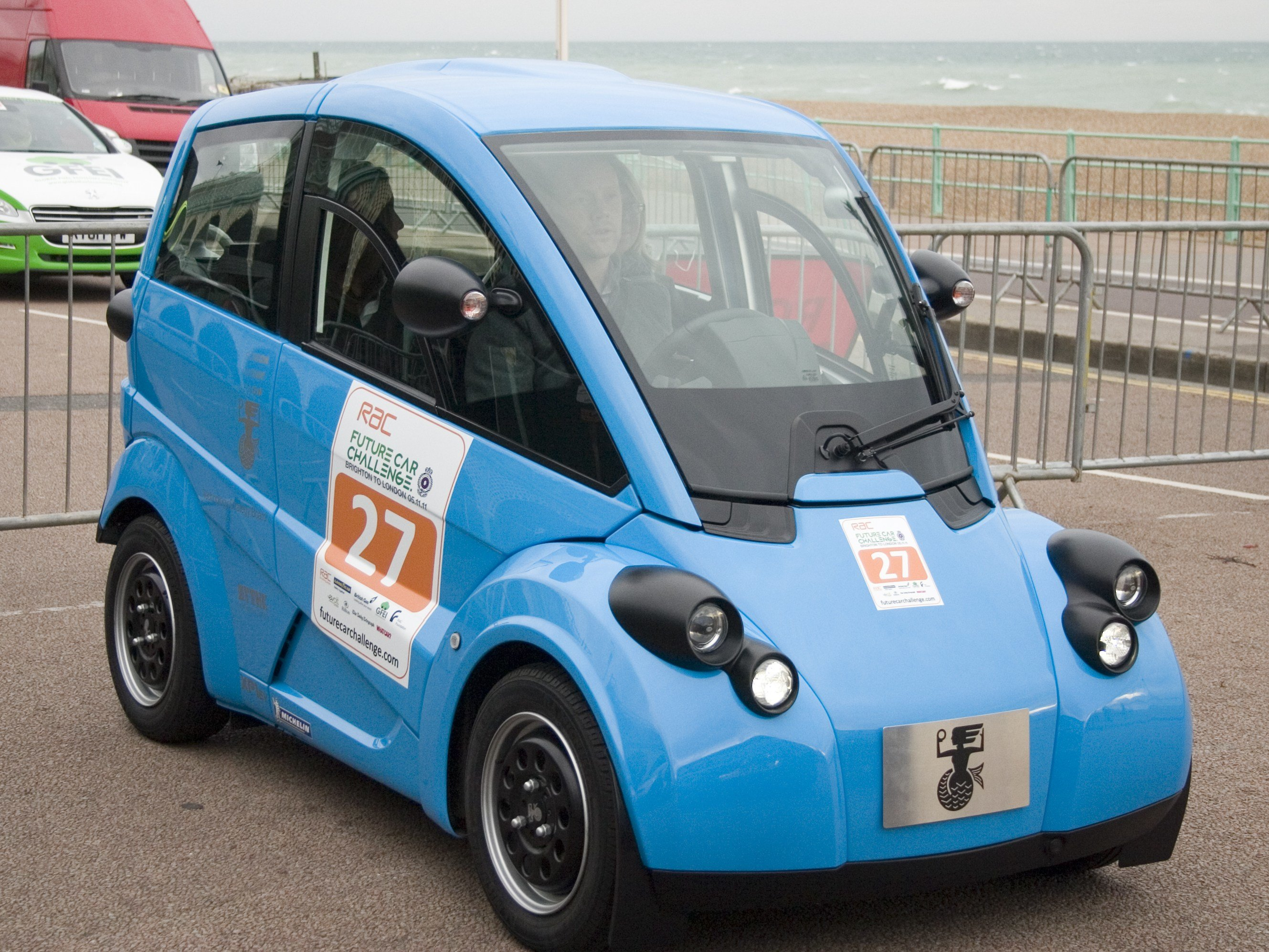 New Gordon Murray S T 25 And T 27 Microcars Headed For On This Month