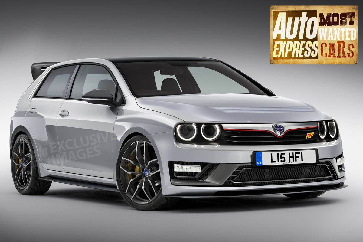 New Lancia Delta Integrale – Most Wanted Cars 2014 Most On This Month