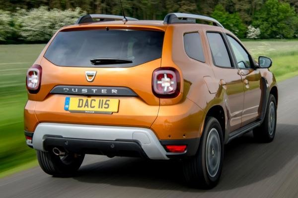 New 2018 Dacia Duster Suv Full Details Specs And £9 995 On This Month