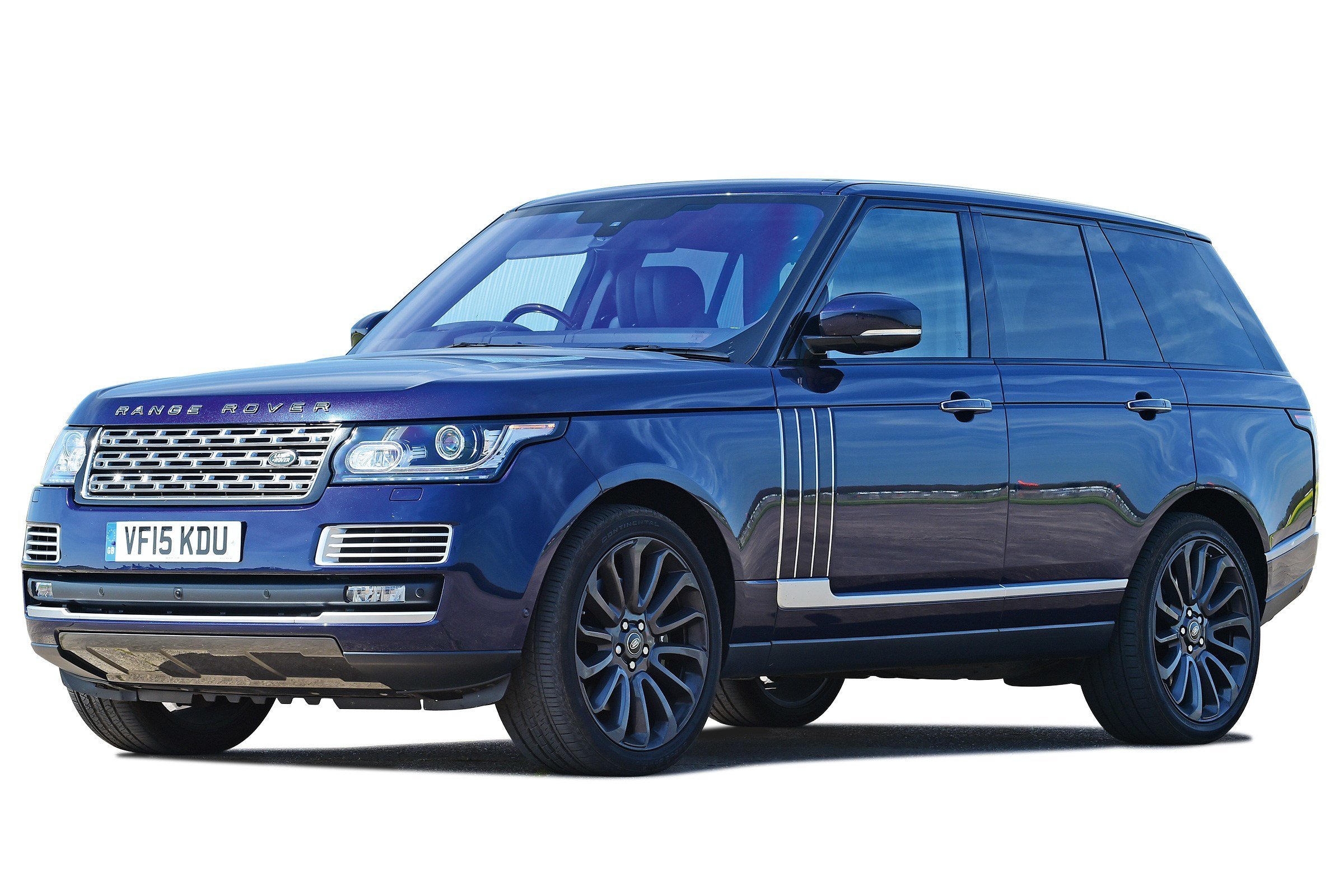 New Range Rover Suv Review Carbuyer On This Month