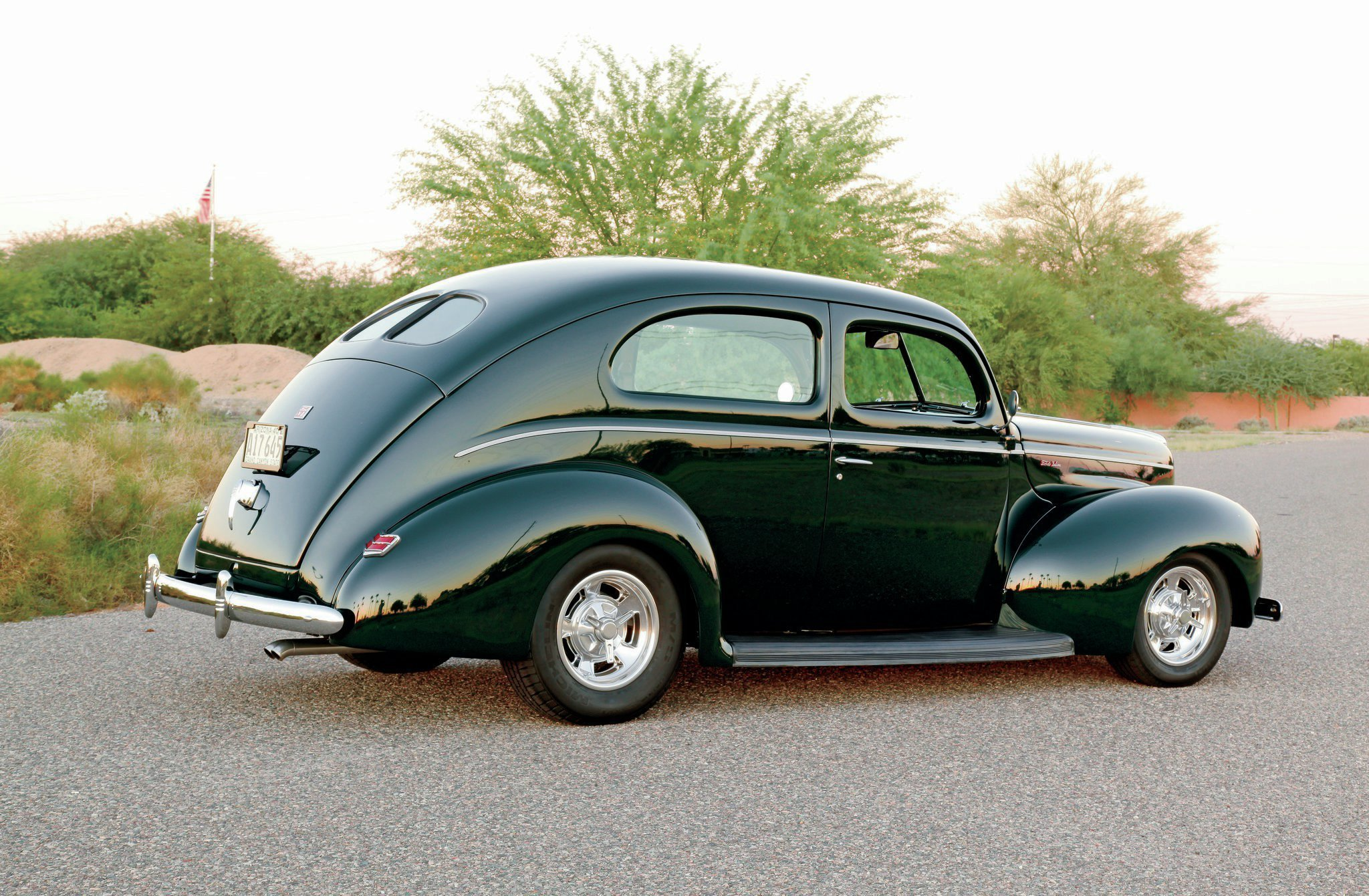 New 1940 Ford Sedan Deluxe Defined Hot Rod Network On This Month Original 1024 x 768