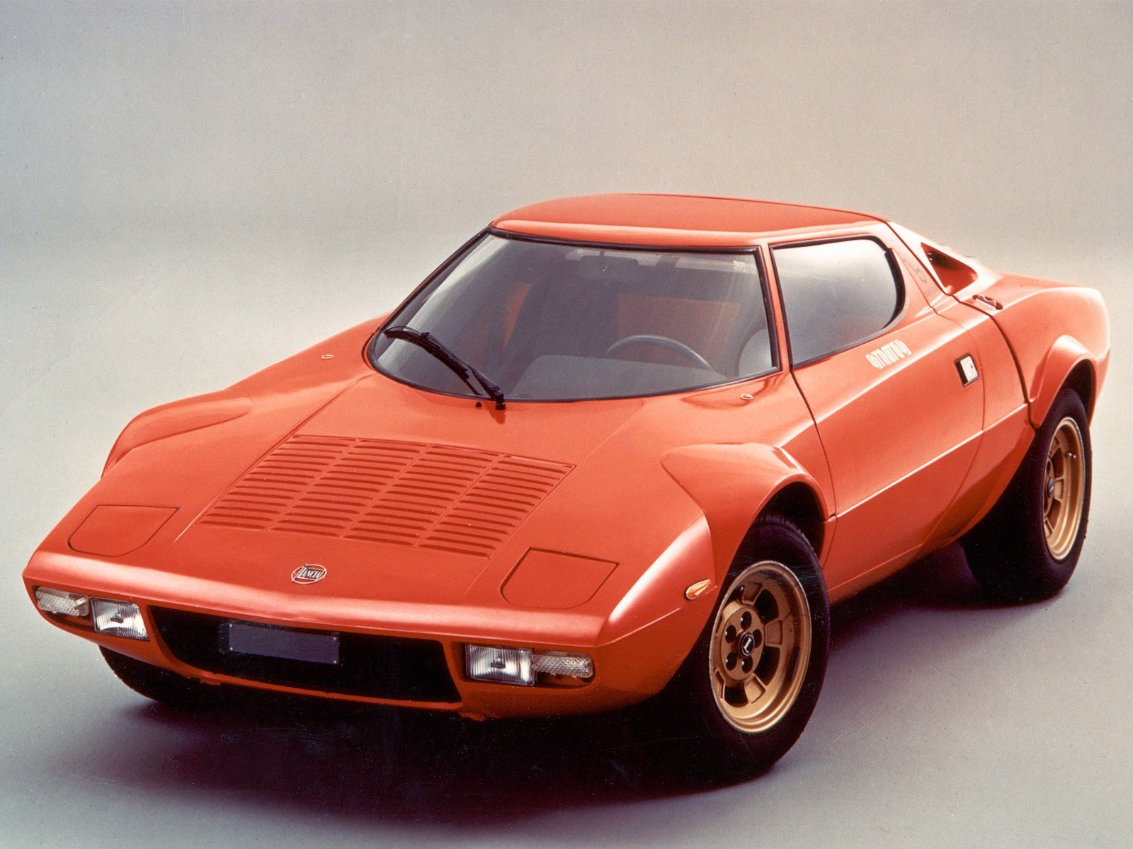 New 1974 Lancia Stratos Classic Automobiles On This Month
