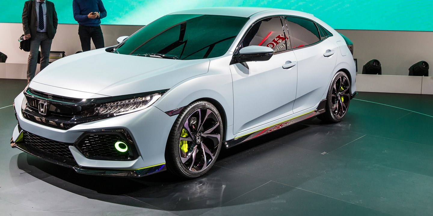 New 2017 Honda Civic Type R Australian Launch Confirmed On This Month