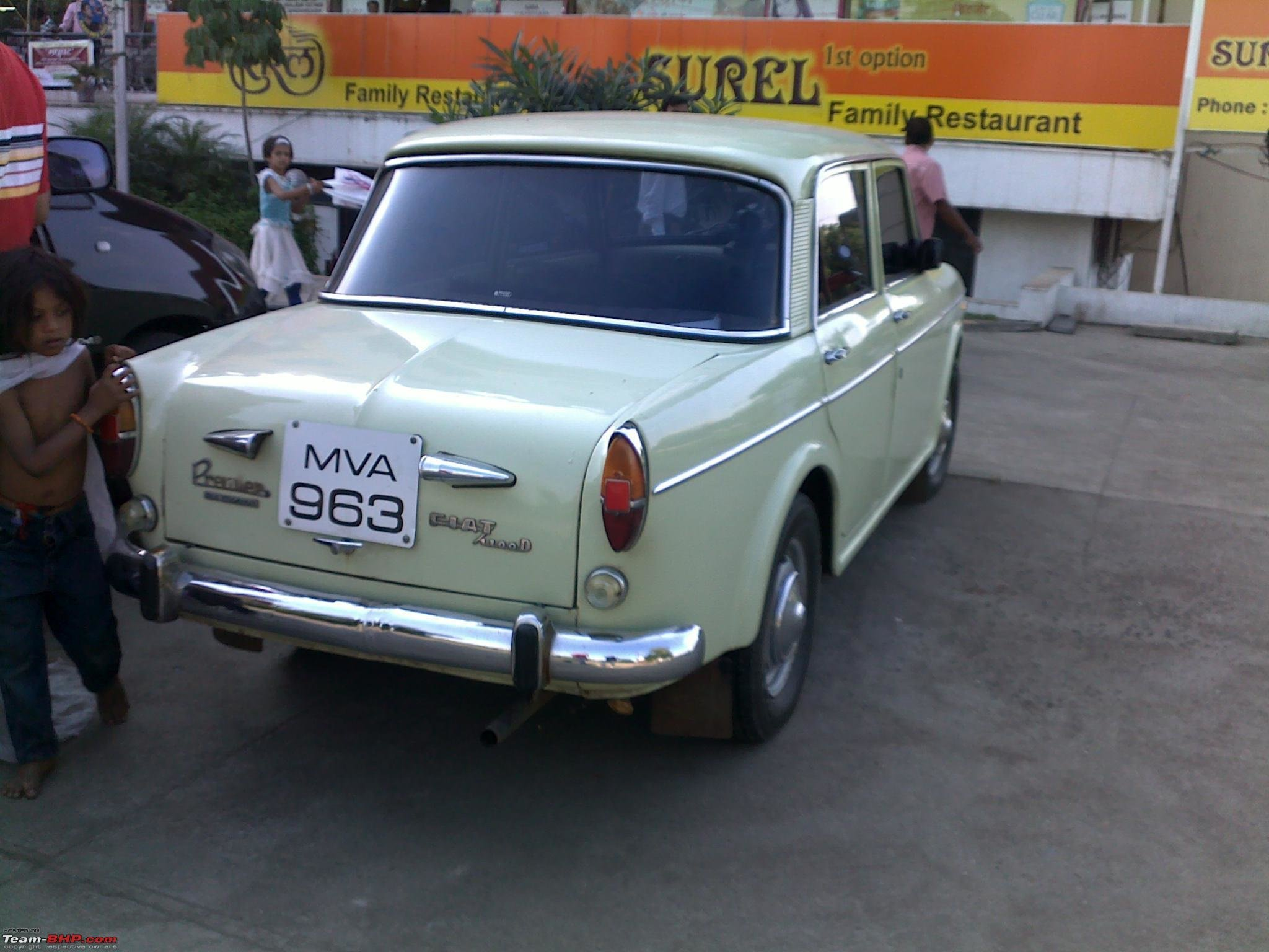 New Fiat Classic Car Club Mumbai Page 150 Team Bhp On This Month