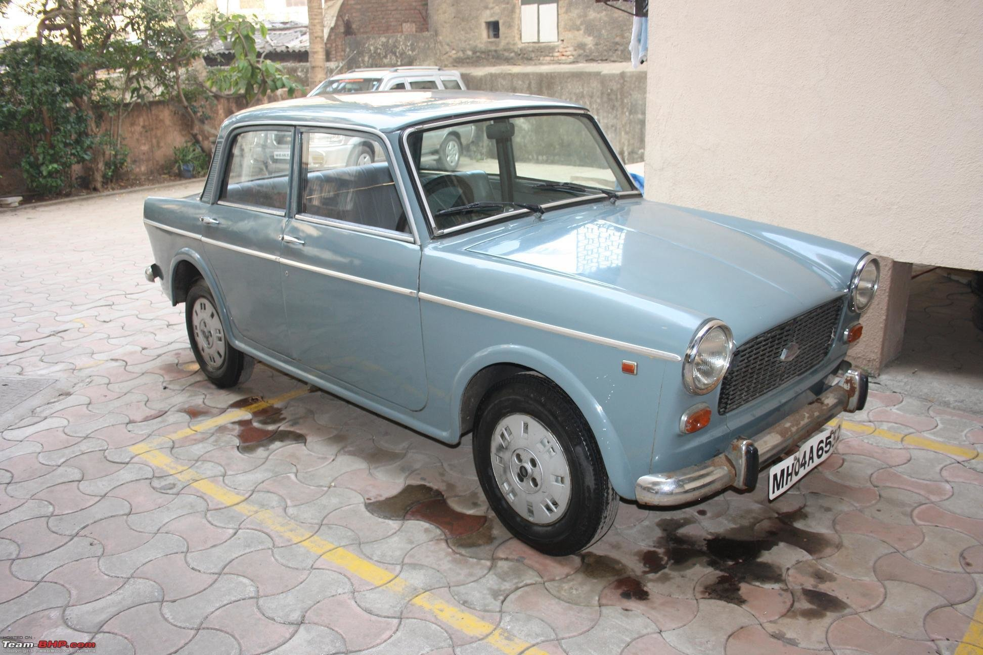 New Fiat Classic Car Club Mumbai Page 163 Team Bhp On This Month